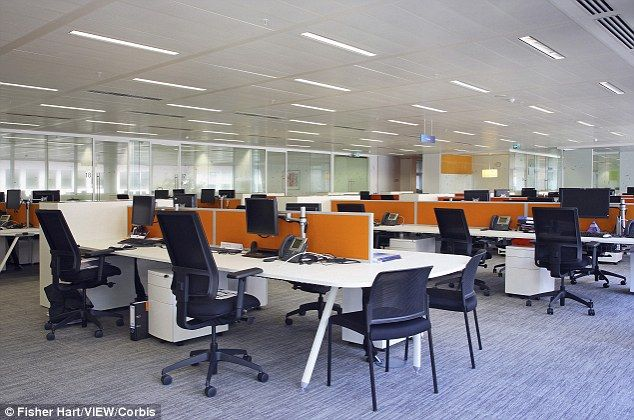 open offices that boast less space to individually focus might have a negative impact on us workersu0027 concentration open office ideas i31 office