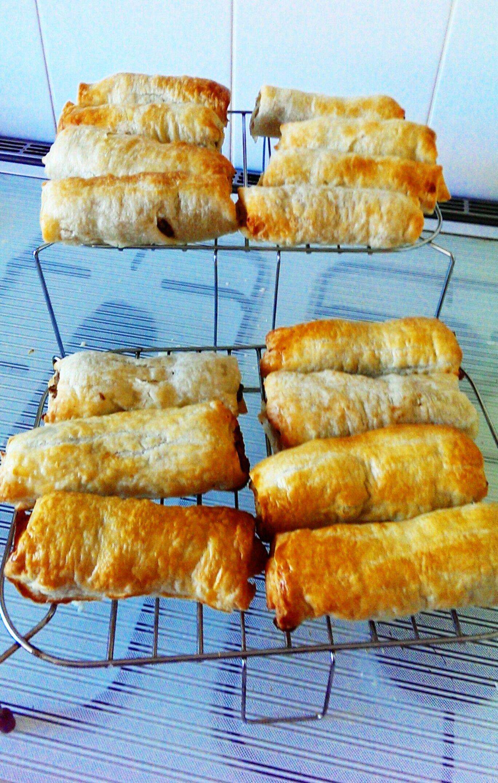 supasue's Quick & Healthy Sausage Rolls Recipes, Sausage