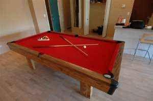 A Brunswick Bristol Pool Table Sold Used Pool Tables Billiard - Brunswick bristol ii pool table