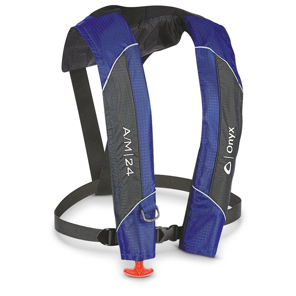 Onyx M24 Automatic / Manual Inflatable Life Jacket (PFD