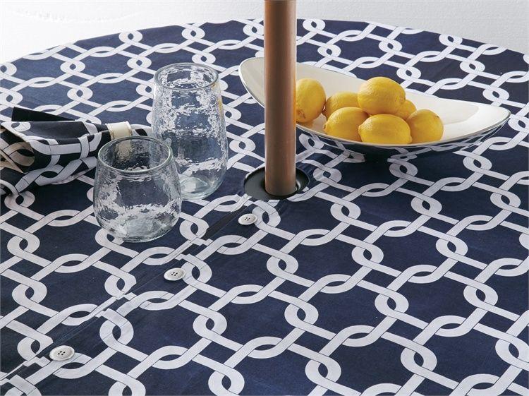 Links Round Umbrella Tablecloth 70 Table Cloth Umbrella