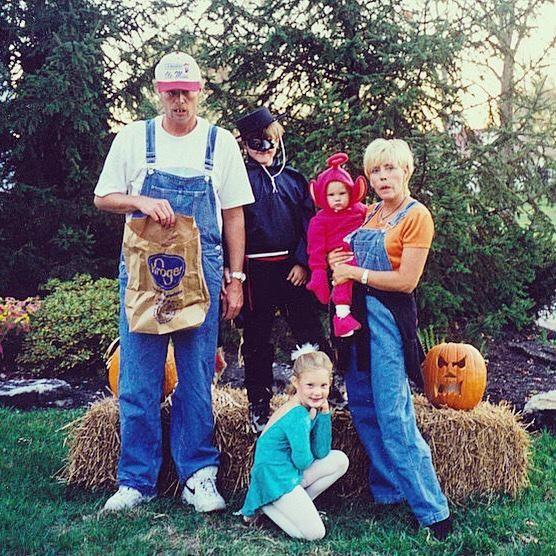 Jackson Family Halloween