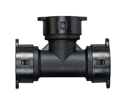 Orbit 67452 Driplock Tee 12inch Pack Of 24 You Can Get More Details By Clicking On The I Drip Irrigation System Drip Irrigation Irrigation System