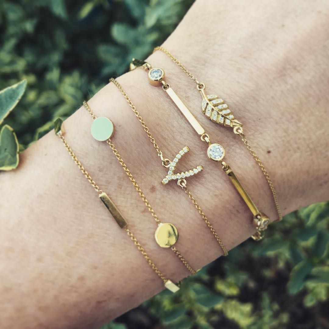 Jennifer Meyer Bracelet Stack Ylang23 Stackemup