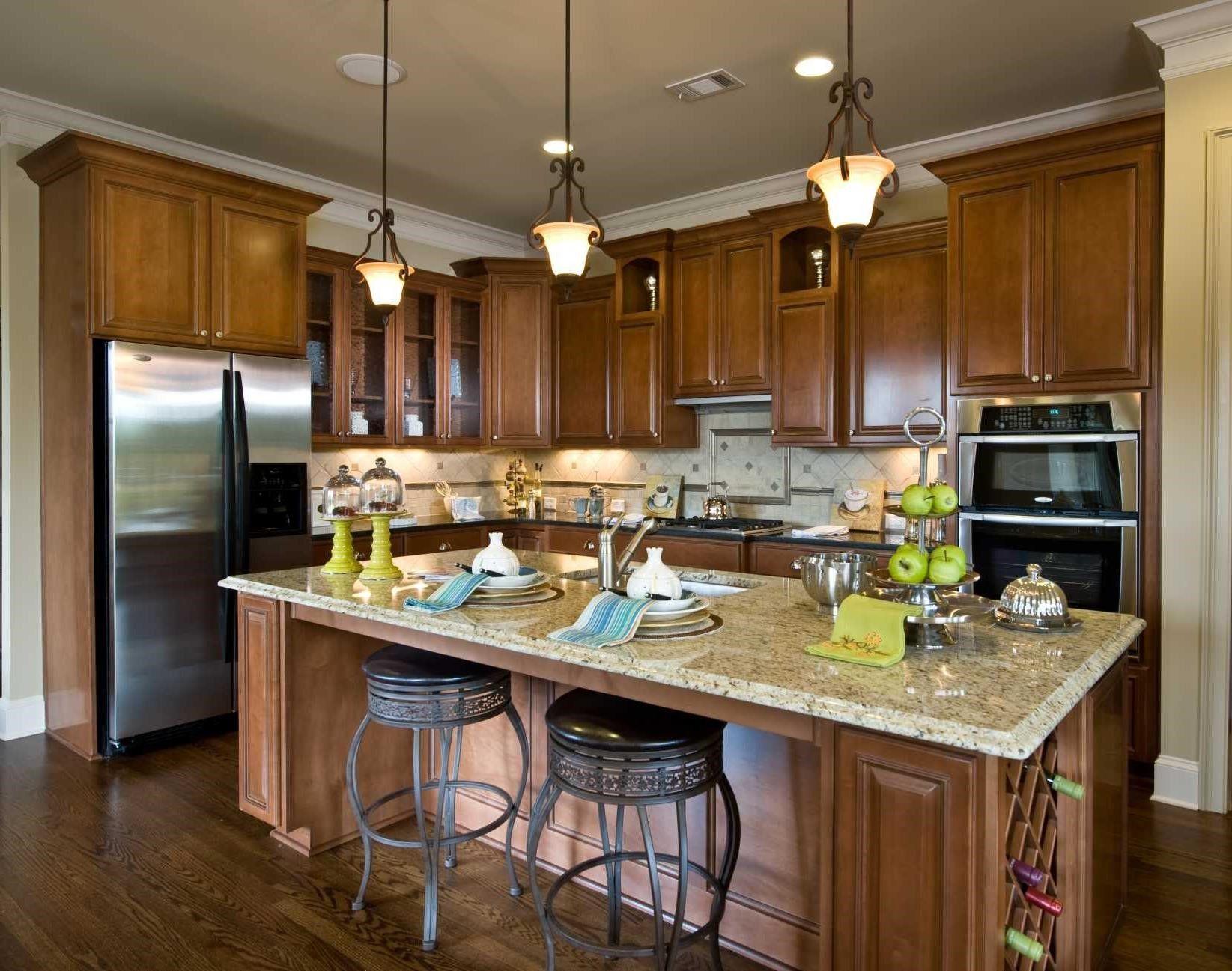 Decorating Ideas For Kitchen Islands #2 | Kitchen | Pinterest | Kitchens
