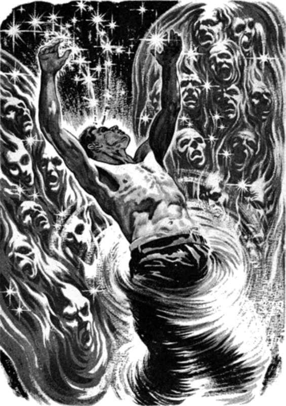 Ilustración de Virgil Finlay