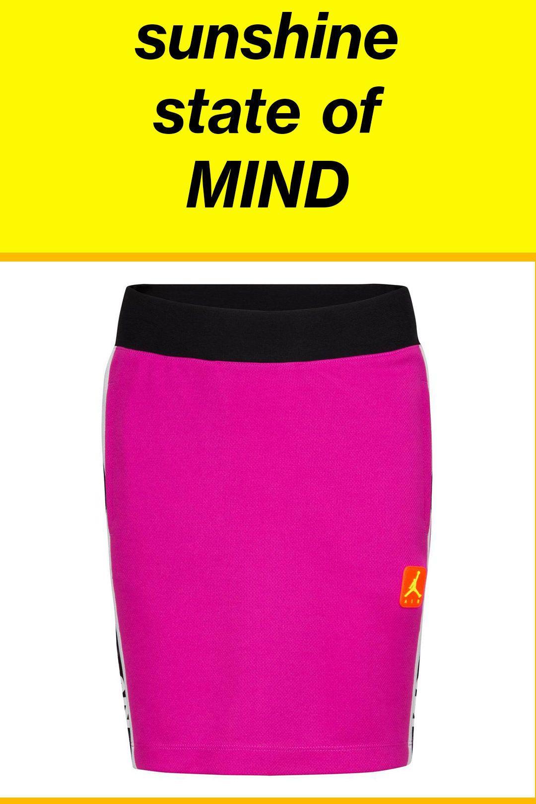 Jordan Girls' Mesh Brand Of Flight Skirt Hibbett City