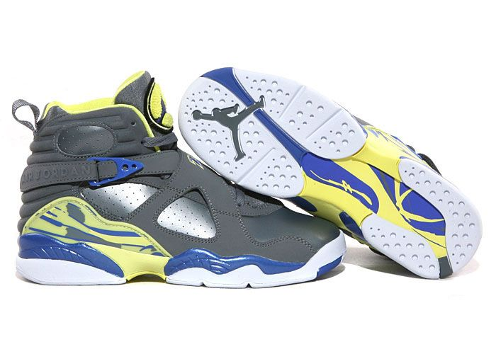 1c66c748b34 Air Jordan Shoes Air Jordan 8 Retro GS Laney  Air Jordan 8 - Air Jordan 8  Retro GS Laney was inspired by Michael Jordan s high school