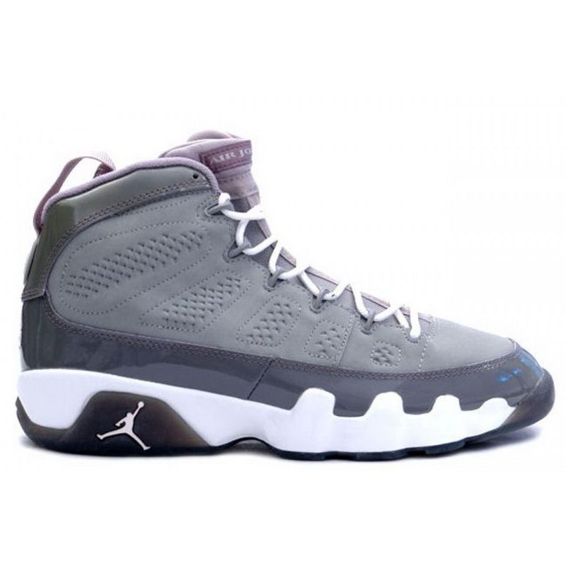 best website 01fc0 908be Air Jordan 9 (IX) Retro ( Medium Grey   White   Cool Grey )