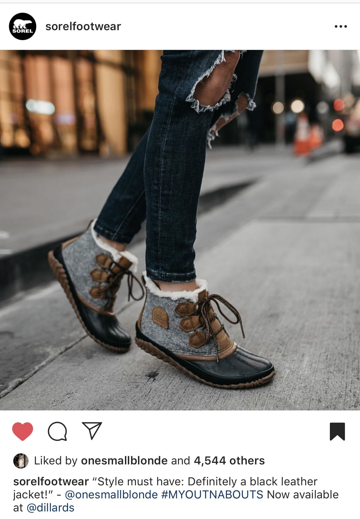 Sorel Out n About plus Felt