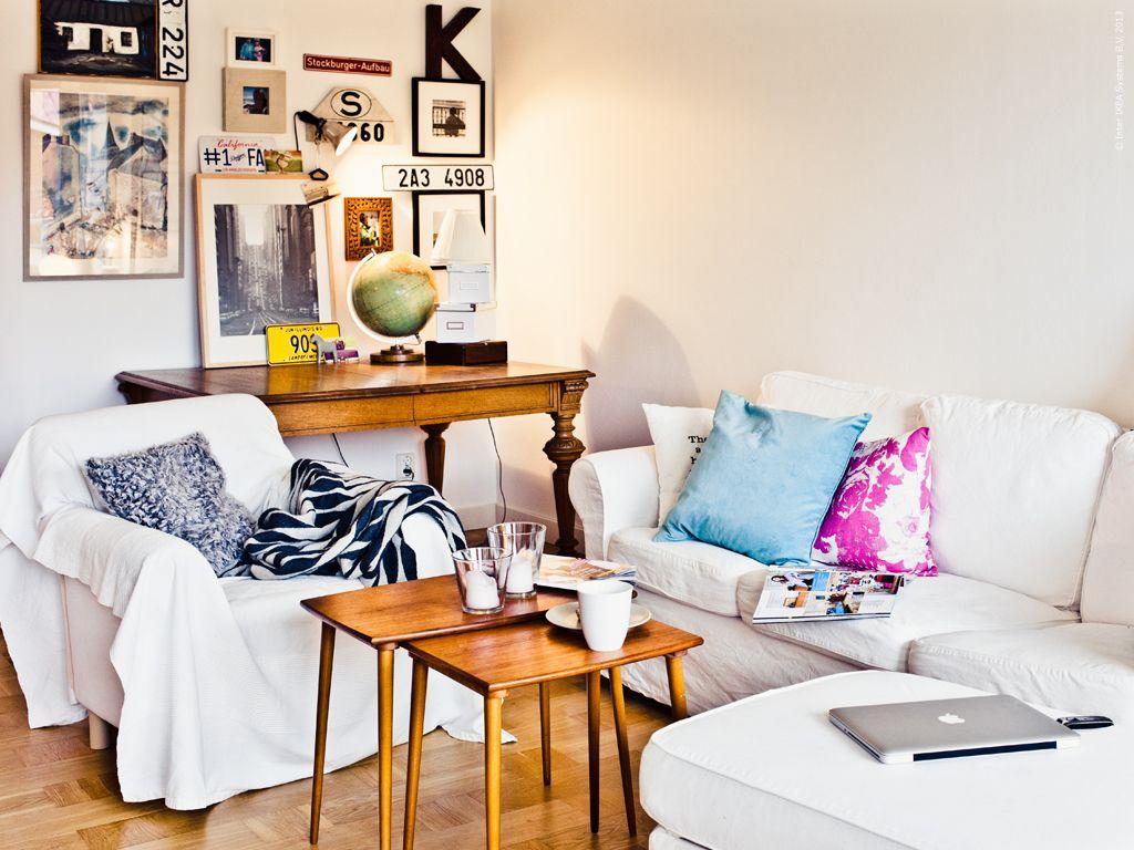 svenska folkets ikea katalog redaktionen inspiration fr n ikea home pinterest. Black Bedroom Furniture Sets. Home Design Ideas