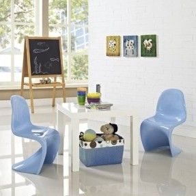 Modway Panton Style Kid Size Chairs (Set Of 2 Or   Overstock Shopping    Great Deals On Modway Kidsu0027 Chairs