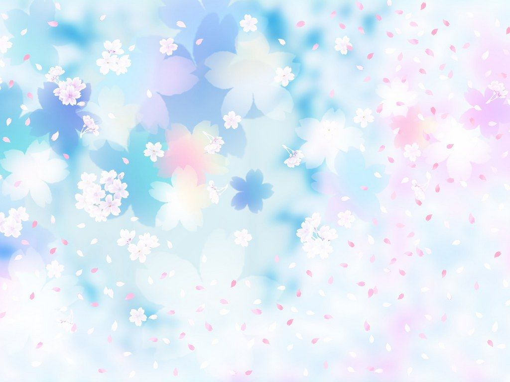 Sample Of Soft I M Looking For To Decorate Pastel Color Wallpaper Cherry Blossom Wallpaper Pastel Wallpaper