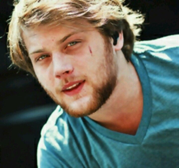 Danny Worsnop such a handsome young lad ❤️❤️❤️