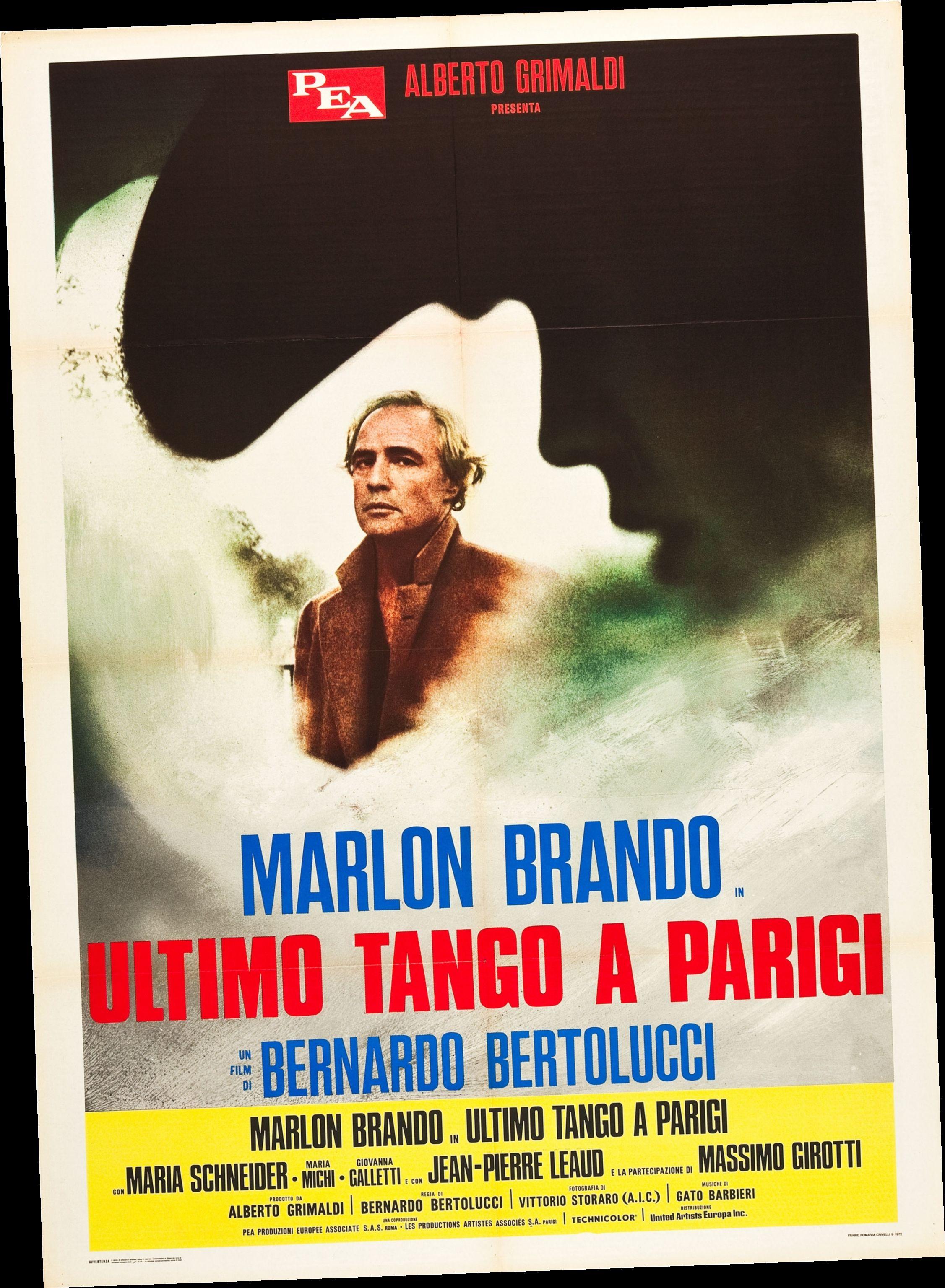 Ultimo Tango A Parigi Film Completo Hd Streaming Italiano Poster Filma Tango Filmy