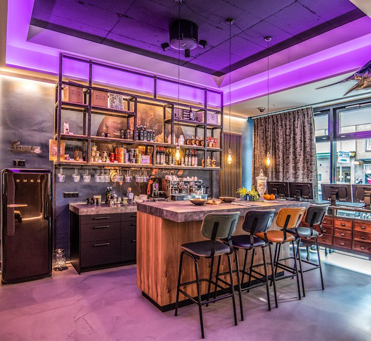 Aussergewohnliche Beleuchtung Eines Immobilien Stores Von Moreno Licht Mit Effekt Lichtplaner Homify In 2020 Aussergewohnliche Beleuchtung Beleuchtung Innenbeleuchtung