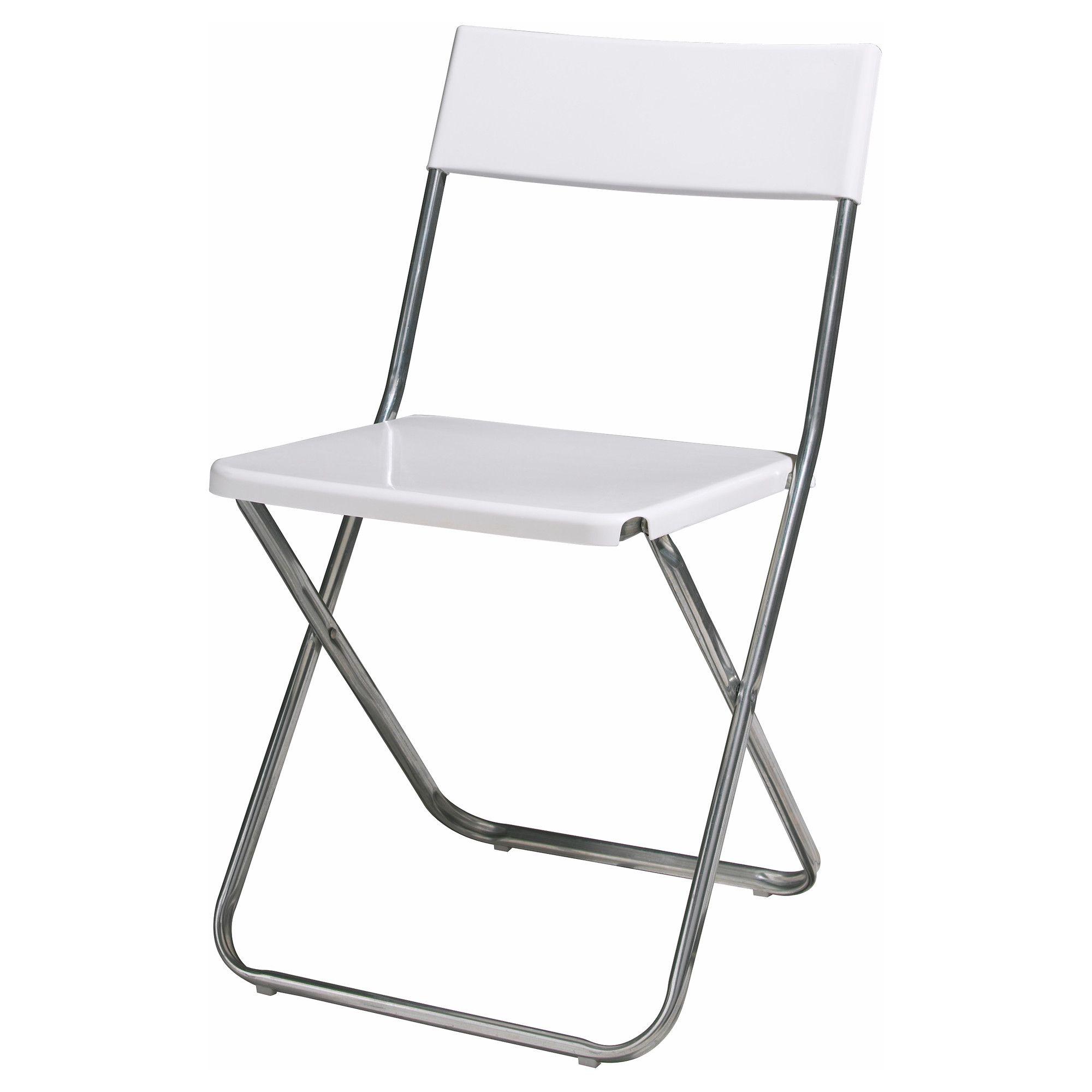 Ikea Fold Up Chairs - Jeff krzes o sk adane bia y ikea