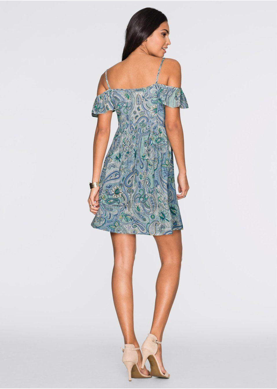 Šaty s kašmírovým vzorem Módní šaty s • 749.0 Kč • bonprix b73c47f852