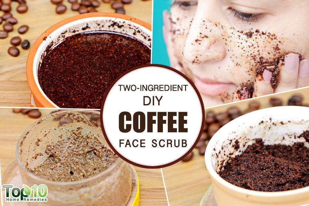 Homemade Coffee Face Scrub For Glowing Skin Coffeefacescrub Facescrubhomemaderecipes In 2020 Coffee Face Scrub Face Scrub Coffee Scrub Diy