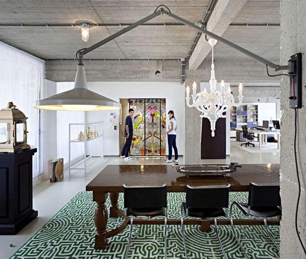 villa by studio job home illuminance pinterest villas