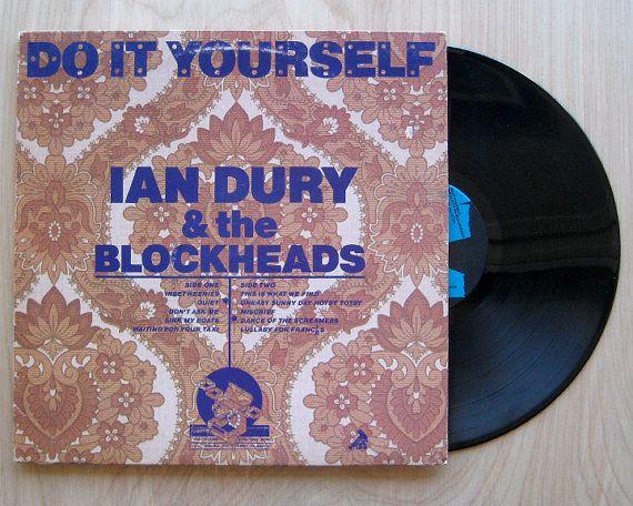 Ian dury the blockheads do it yourself vinyl record lp vinyl ian dury the blockheads do it yourself vinyl record lp solutioingenieria Choice Image