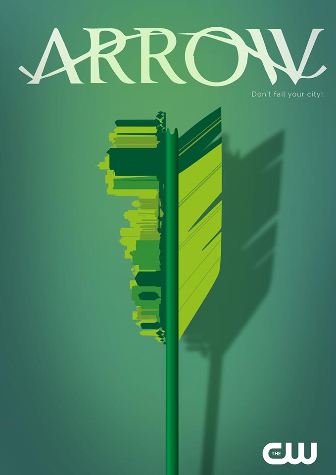 Don't fail your city. Arrow season 3 is 10 DAYS away! Fan