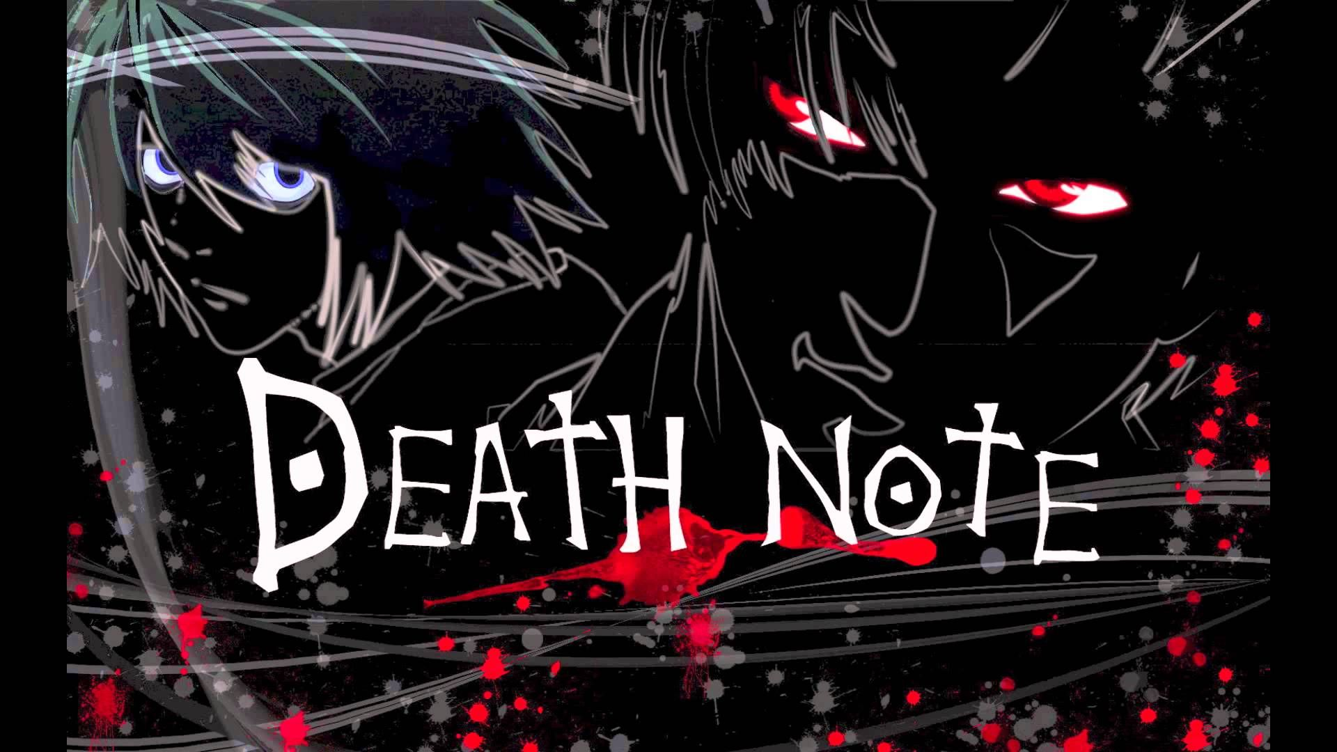 Google themes death note - Death Note Opening 1 Full Song