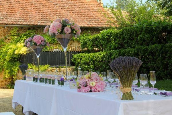 Table,Fleuriste perigueux Fleurs de Famille bonvoisin perigueux mariage fleuriste livraison