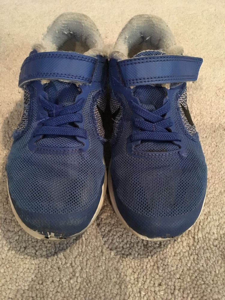 da076457dba Boys Nike Sneakers Size 12c Preowned Blue Velco Strap  fashion  clothing   shoes  accessories  kidsclothingshoesaccs  boysshoes (ebay link)