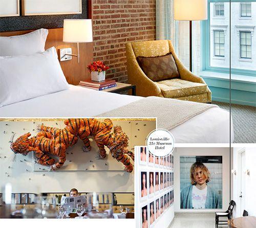 Zimmer, Kunst, Bad, ist das noch ein Hotel oder schon eine Galerie? Kunsthotels auf der ganzen Welt machen Übernachtungen in einer fremden Stadt zum Erlebnis – Horizonterweiterung inklusive. Autorin Sandra Piske hat sich für flair auf die Suche nach den fünf spannendsten Grenzgängern gemacht.