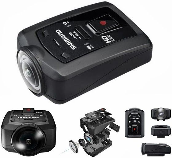 SHIMANO Action Camera Drivers for PC