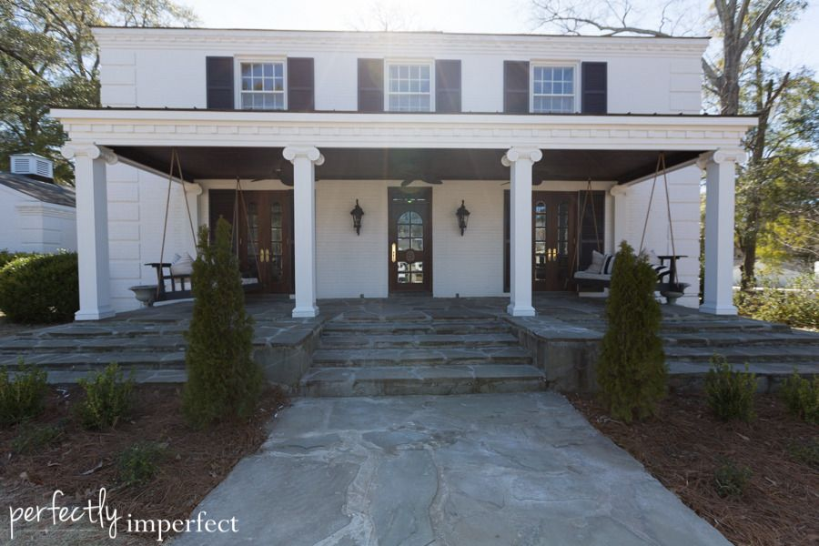 Sweet House Alabama | Perfectly Imperfect | The Herndon House