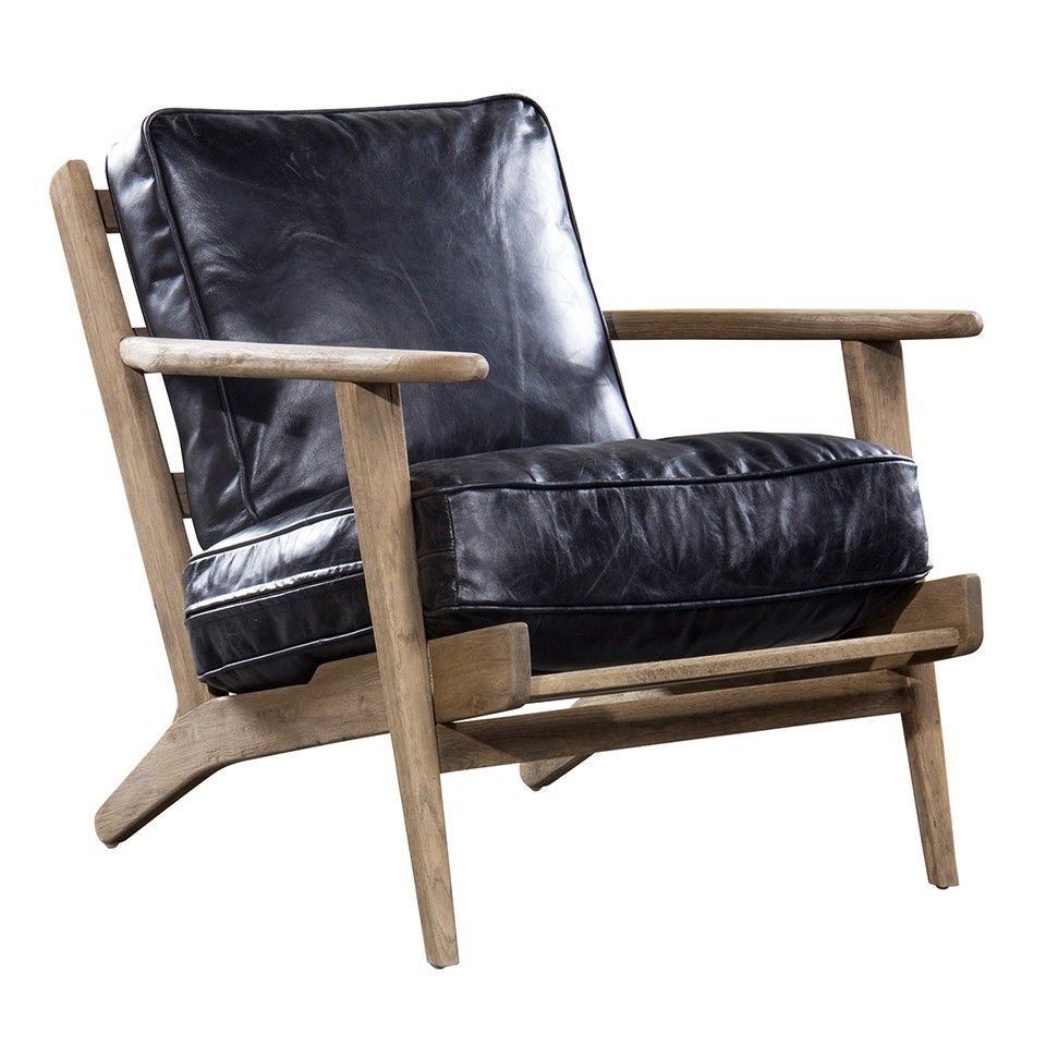 EBONY KAREN LOUNGE CHAIR Accent Chairs Seating Living HD