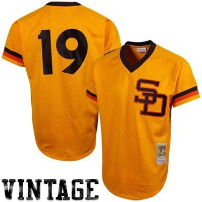 brand new 66e5a 92ead Mitchell & Ness Tony Gwynn San Diego Padres 1982 Authentic ...