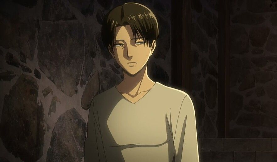 Levi Ackerman Shingeki No Kyojin 3 Temporada Episodio 3