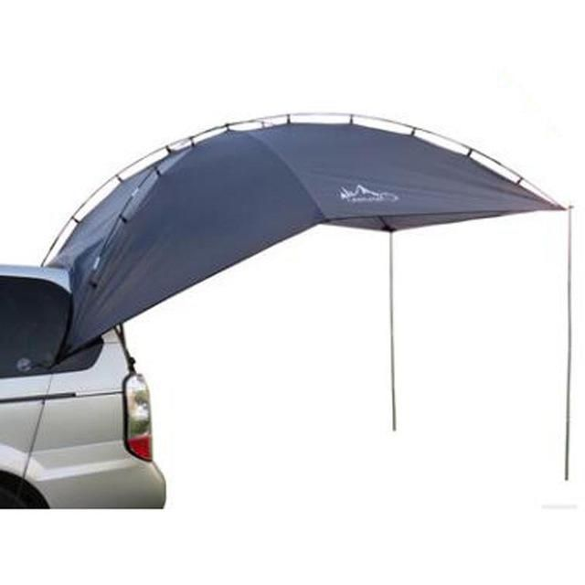 5 8 Person Waterproof Shelter Tent Car Gear Large Shade
