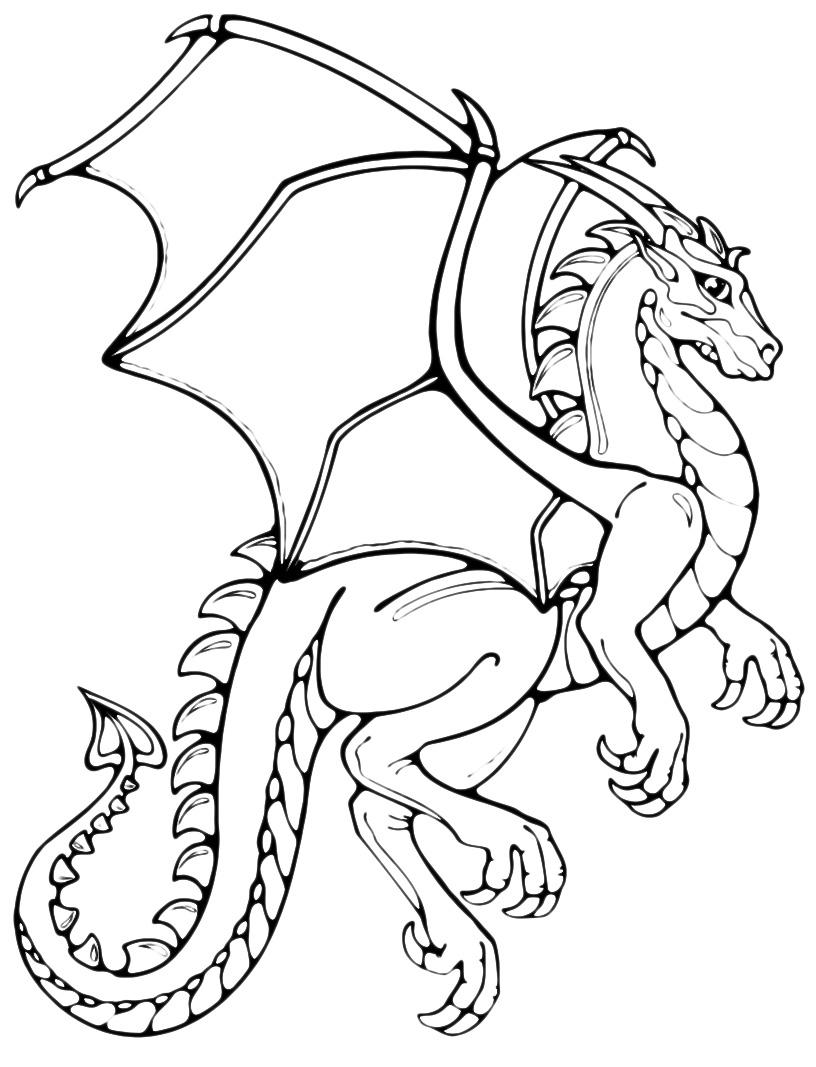 dragon para colorear - Cerca amb Google   dracs   Pinterest   Searching