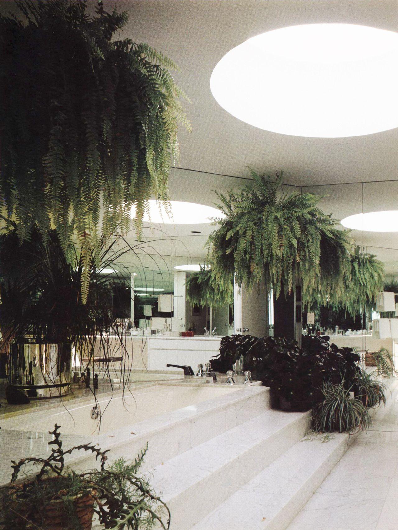 Myron Goldfinger House On Long Island Bathroom New York 1979 1981 Interieur Design House