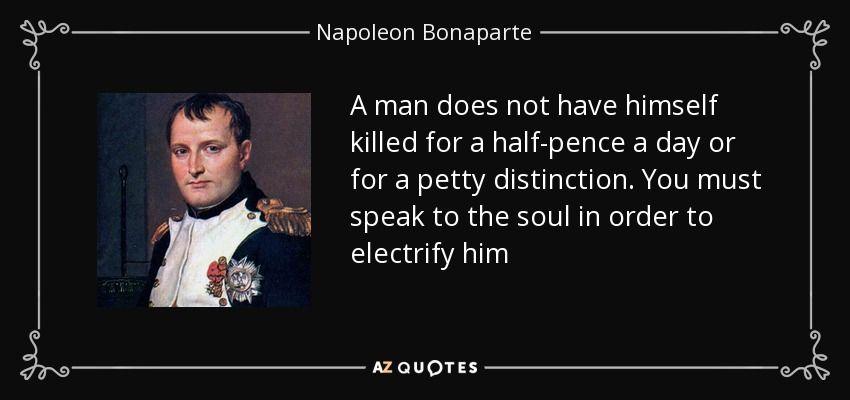 Napoleon Bonaparte Quote Napoleon Quotes Napoleon Bonaparte Quotes Napoleon
