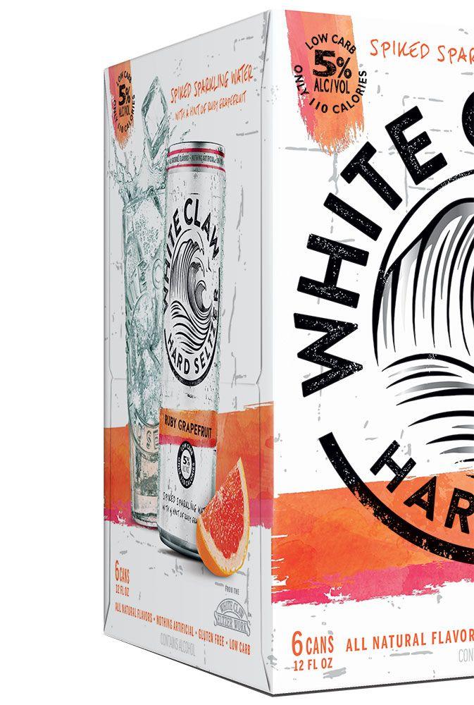 White Claw Hard Seltzer | Drinkie Drinkie in 2019 | White