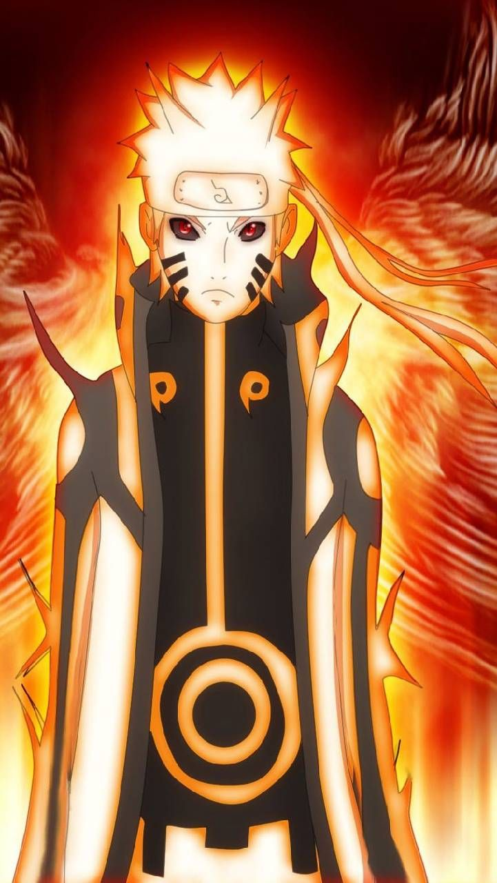 Download Naruto Kyuubi Mode Wallpaper by GuiltyThorn d9
