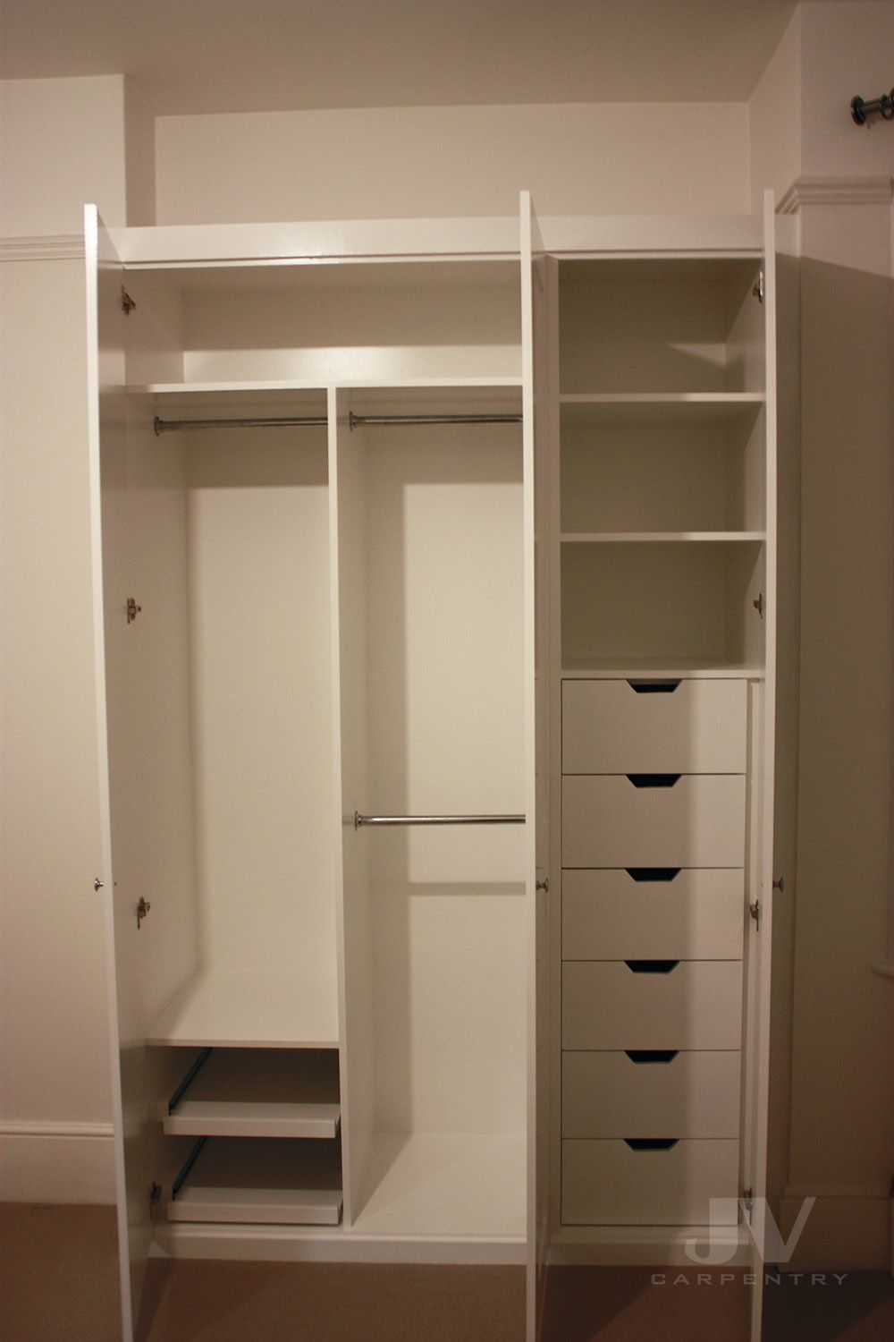 Wardrobe With Many Drawers Bedroom Built In Wardrobe Small Bedroom Wardrobe Bedroom Closet Design