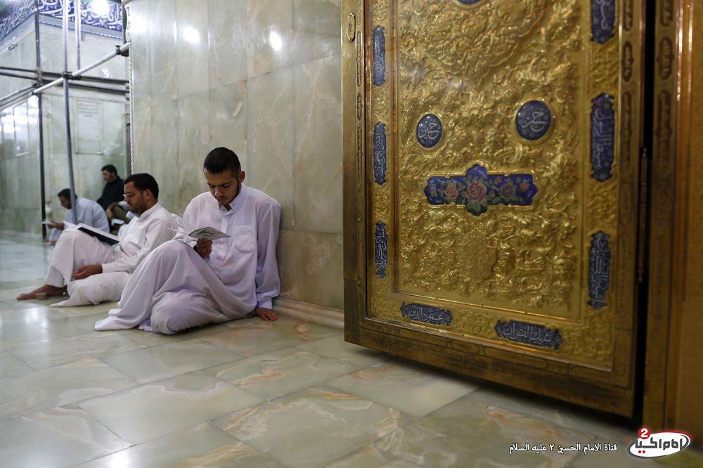 ليلة 21 من شهر رمضان مراسم إحياء ليلة القدر في كربلاء المقدسة Home Decor Decor Furniture