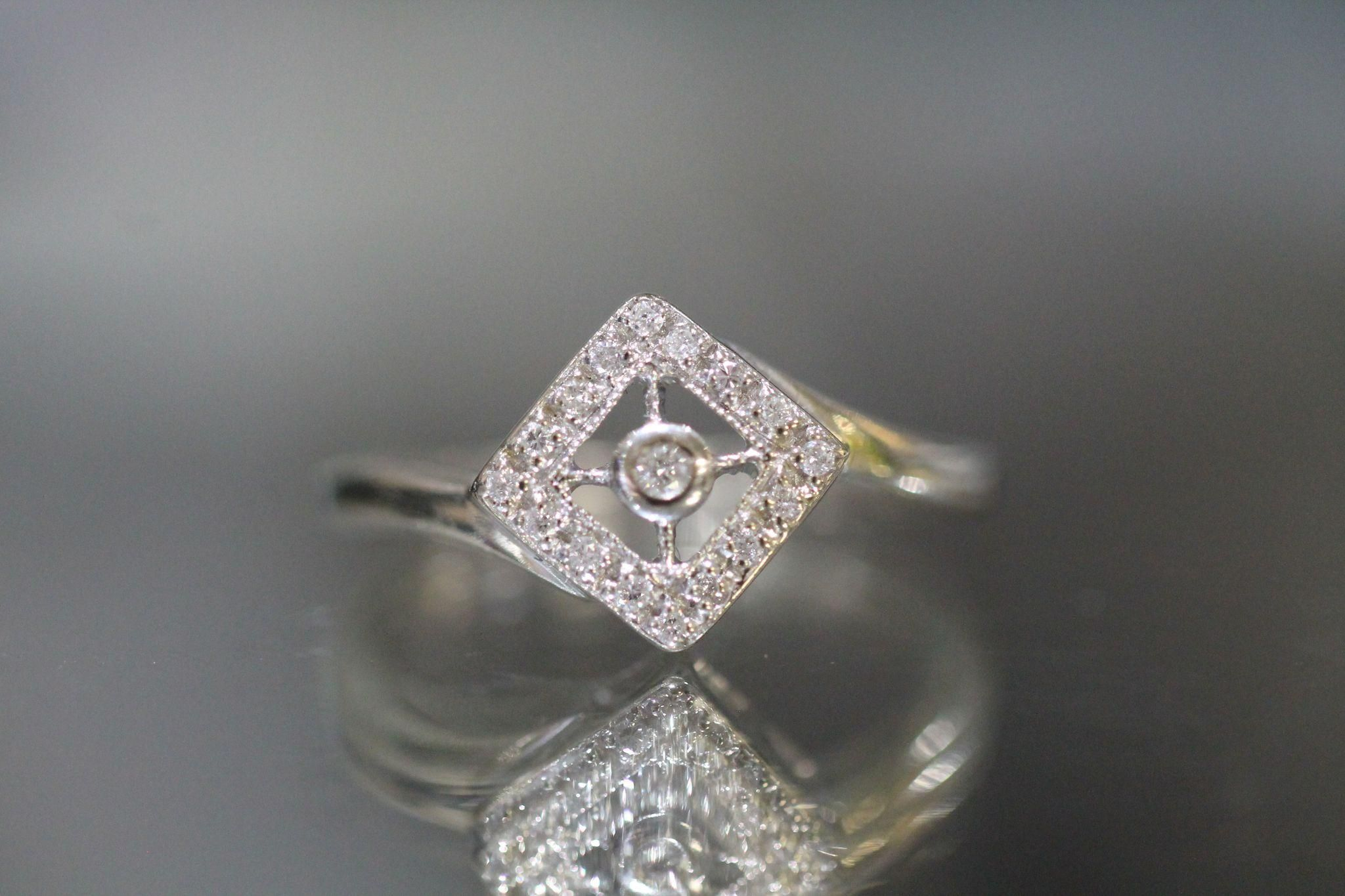 diamond w stone carat promise t silver sterling i pin you two tone