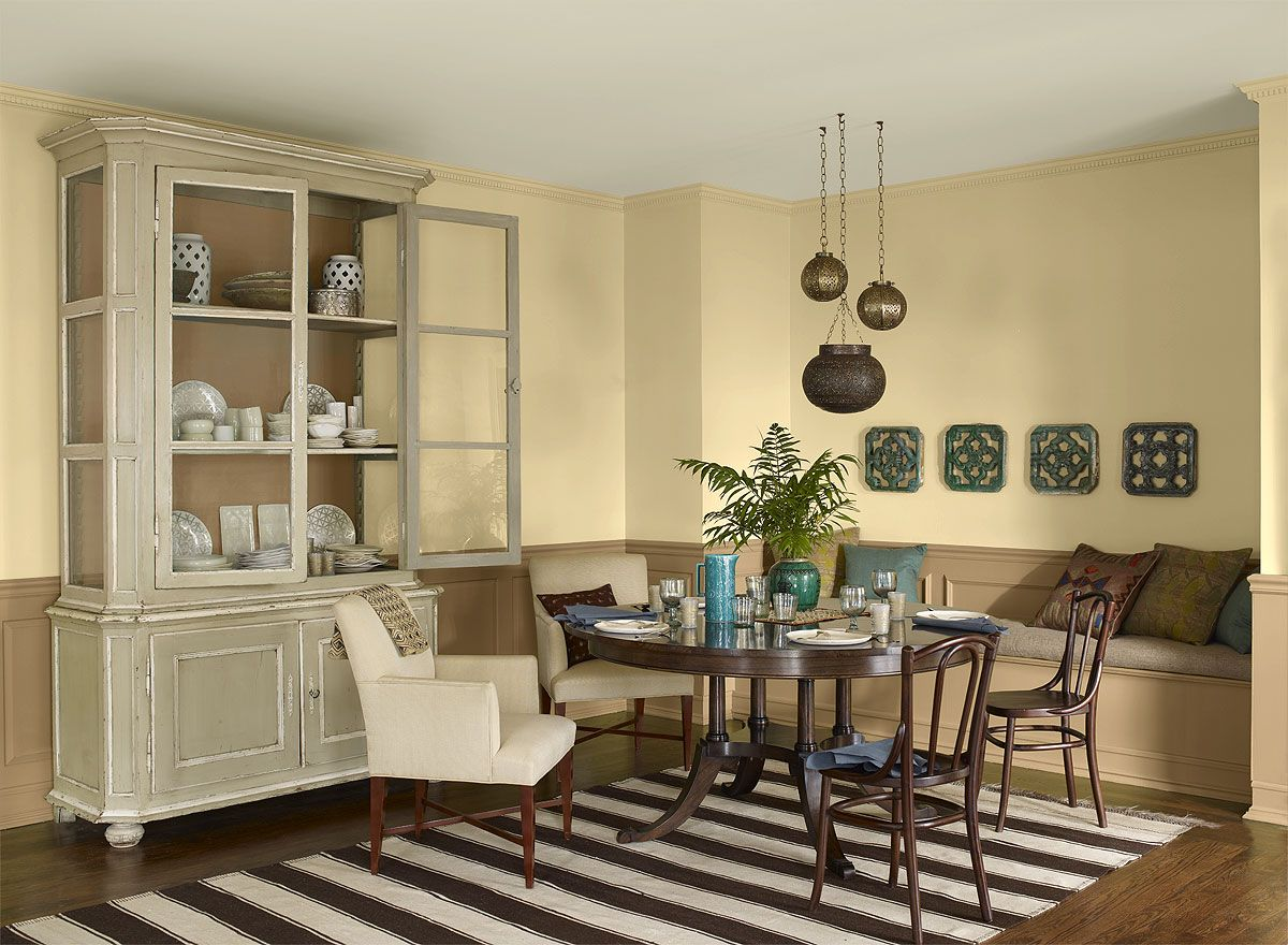 Dining Room Color Ideas Inspiration Benjamin Moore Dining Room Colour Schemes Dining Room Colors Yellow Dining Room