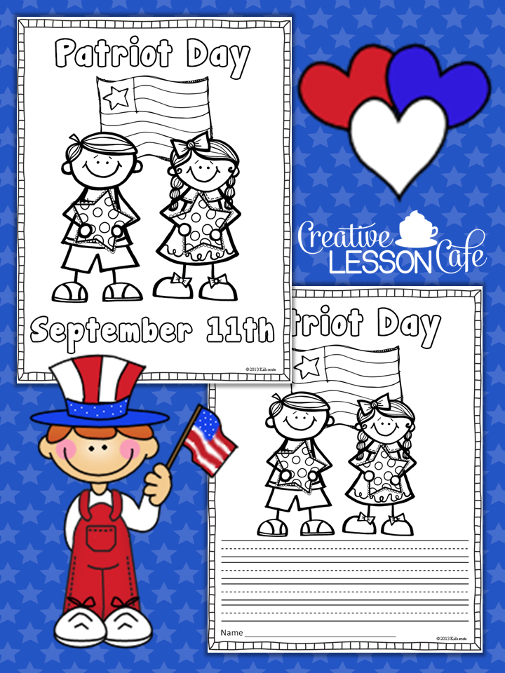 Always Remember Patriot Day Freebie – Patriot Day Worksheets