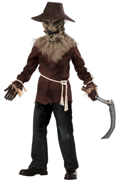 Scary males teen halloween costumes