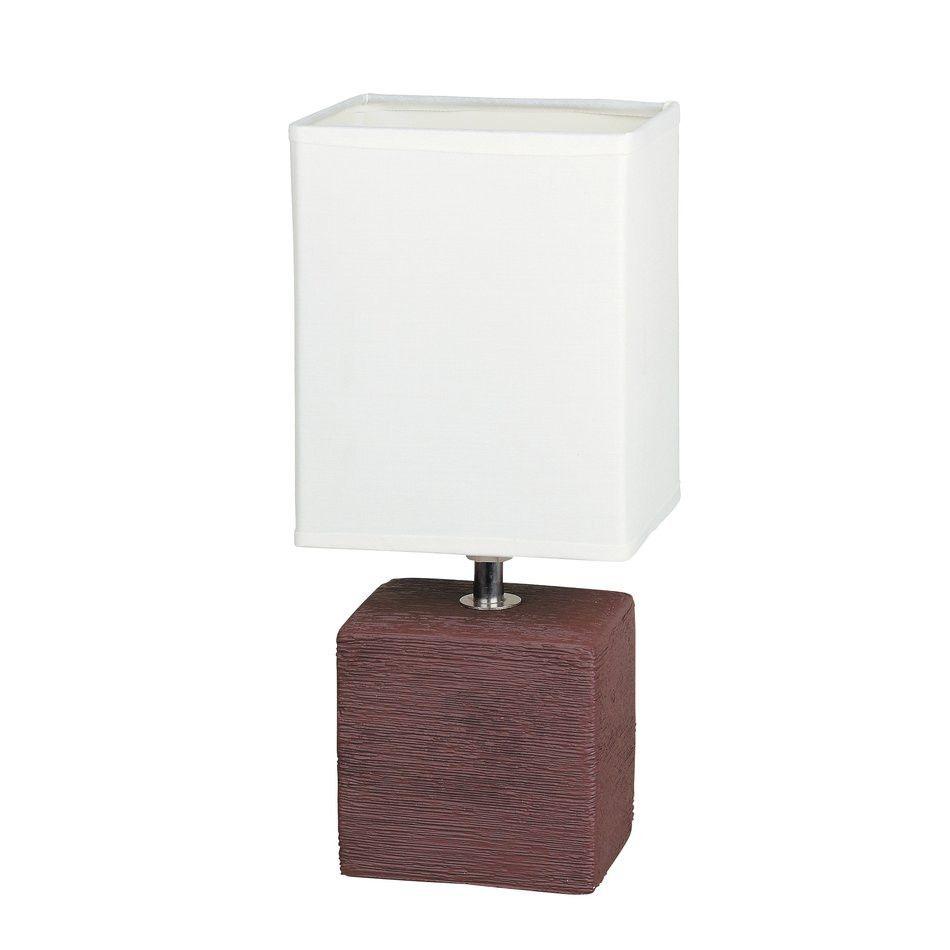 Rábalux Orlando 4928 Éjjeli asztali lámpa wenge E14 1x MAX