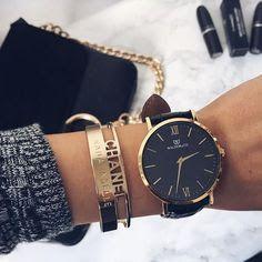 montre femme tendance 2018 montres tendance 2018 pinterest bijoux montre et accessoires. Black Bedroom Furniture Sets. Home Design Ideas
