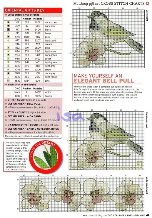 Orchids from the Orient chart2